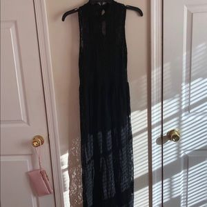 Forever 21 lace gown